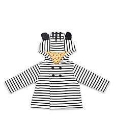 Baby Unisex Zebra Jacket