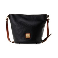 Deals on Dooney & Bourke Pebble Leather Thea Mini Crossbody