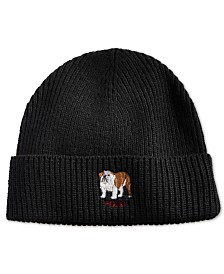 Polo Ralph Lauren Men's Bulldog Hat