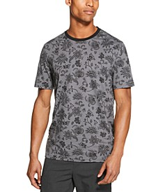 Men's Floral Graphic T-Shirt