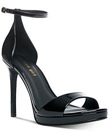 Flashy Platform Sandals