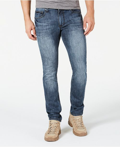 INC International Concepts I.N.C. Men's Edwin Skinny Jeans, Created for Macy's