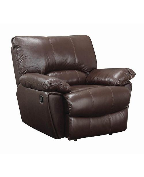 Coaster Home Furnishings Clifford Upholstered Recliner