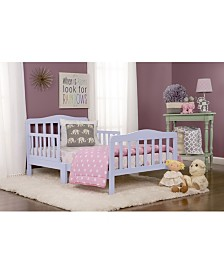 Dream On Me Classic Toddler Bed