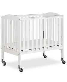 Dream On Me 2 In 1 Folding Crib