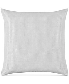 "Jacquard Lurex 22"" x 22"" Decorative Pillow"