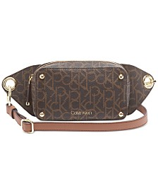 Calvin Klein Sonoma Signature Belt Bag