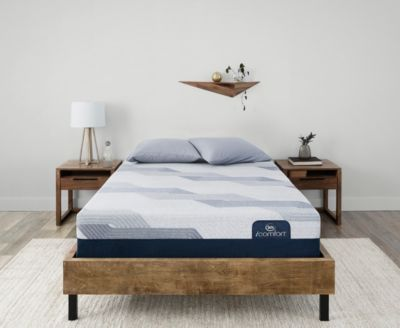 i-Comfort by BLUE 100CT 9.75'' Gentle Firm Mattress- Full