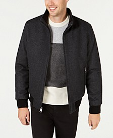 Men's Big & Tall Bomber Jacket