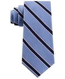 Tommy Hilfiger Men's Preppy Classic Stripe Tie