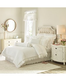 Piper & Wright Emily White 3pc. Comforter Set