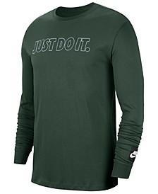 Men's Just Do It Long-Sleeve T-Shirt