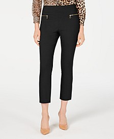 INC Petite Pull-On Skinny Capris, Created for Macy's