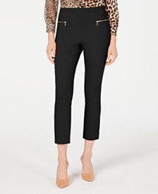 I.N.C. Petite Pull-On Skinny Capris, Created for Macy's