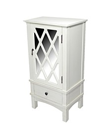 Heather Ann Cottage Accent Cabinet with Drawer