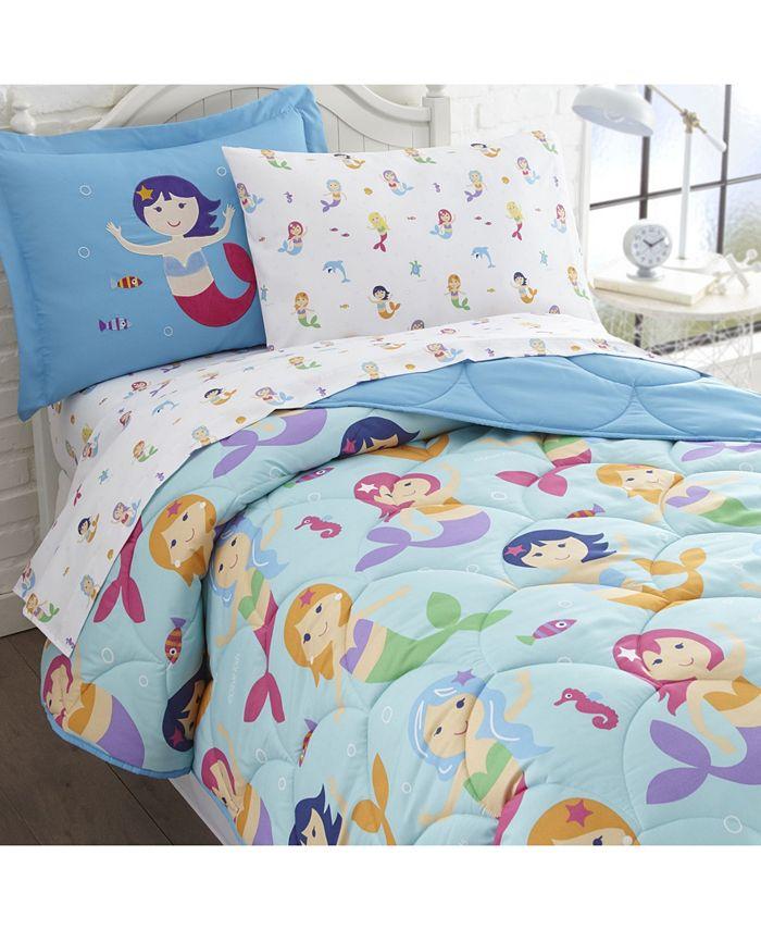 Wildkin - Mermaids Pillow Case