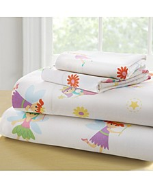 Fairy Princess Full Sheet Set