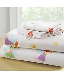 Wildkin's Fairy Princess Full Sheet Set