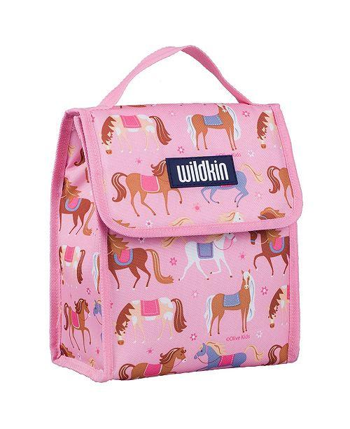 Wildkin Horses Lunch Bag