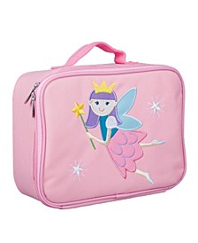 Fairy Princess Embroidered Lunch Box