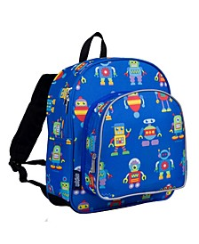 """Robots 12"""" Backpack"""