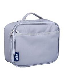 Wildkin Gray Lunch Box