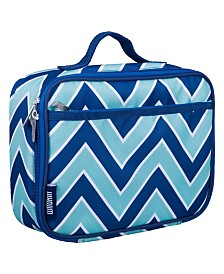 Wildkin Zigzag Lucite Lunch Box