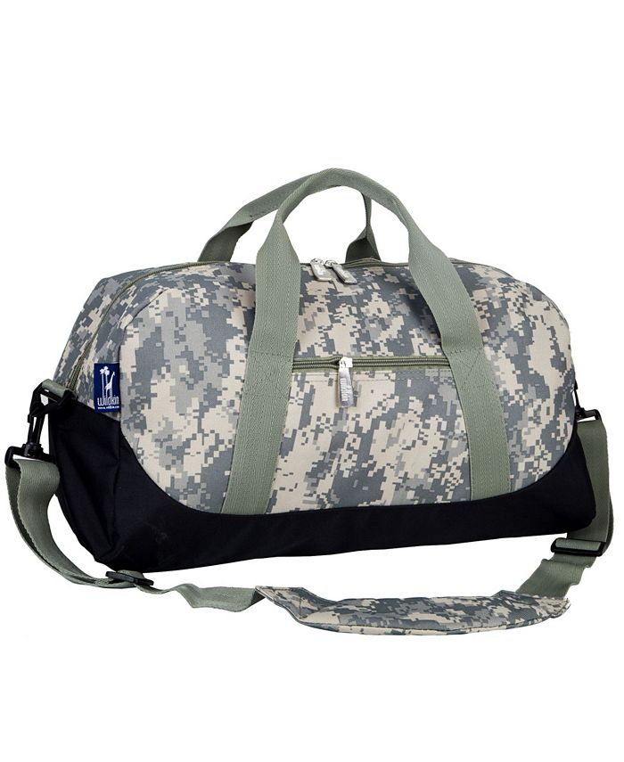Wildkin - Digital Camo Overnighter Duffel Bag