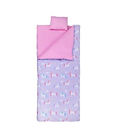 Wildkin Unicorn Original Sleeping Bag