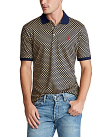 Men's Soft-Touch Classic-Fit Polo Shirt