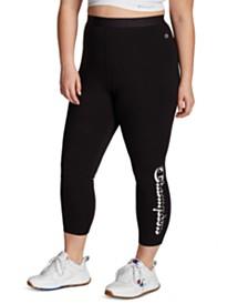 Champion Plus Size Logo Leggings