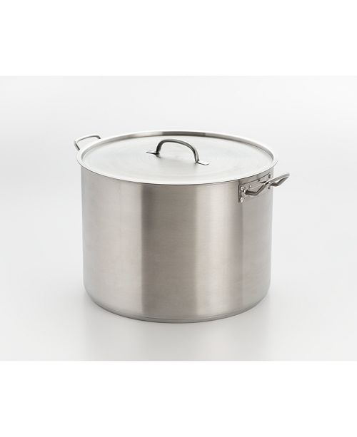 Cook Pro Cookpro 35 Qt Stainless Steel Heavy Duty Stock Pot