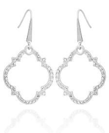 T Tahari Moroccan Metals Drop Earring