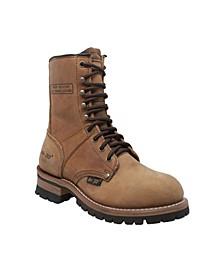 """Women's 9"""" Logger Boot"""