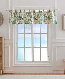 Atlantis Jade Window Valance
