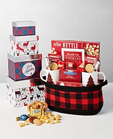 Holiday Tower and Basket Collection