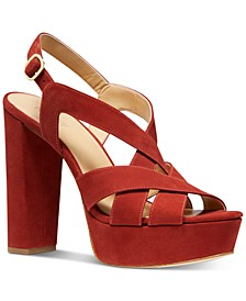 Audrina Platform Sandals