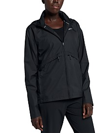 Nike Essential Packable Hooded Running Jacket