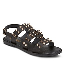 Obvi Studded Sandals