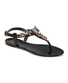 Olivia Miller Pop Rox Jelly Sandals