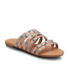 Dreamer Studded Sandals