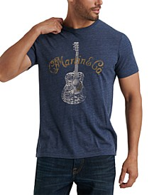 Men's Martin Guitar Graphic T-Shirt
