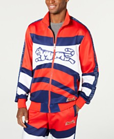 Le Tigre Men's Abington Track Jacket