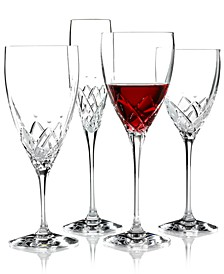 Stemware, Venetian Lace Signature Collection