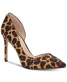 I.N.C. Kenjay D'Orsay Pumps, Created for Macy's