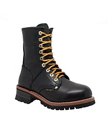 "Adtec Women's 9"" Logger Logger Boot"