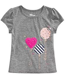 Little Girls Balloons T-Shirt, Created for Macy's