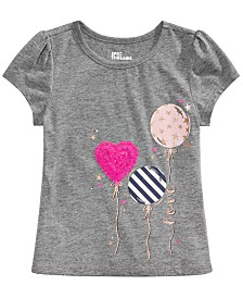 Epic Threads Toddler Girls Balloons T-Shirt, Created for Macy's