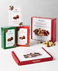 Holiday Truffle Collection