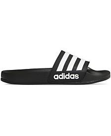 adidas Little Boys' Adilette Shower Slide Sandals from Finish Line